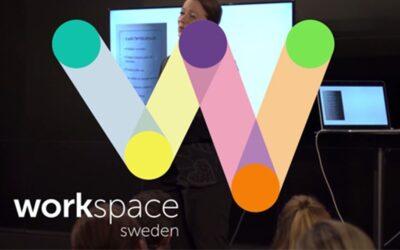 Lösningar till attraktivare arbetsplatser på WorkSpace Sweden 2019
